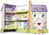 Caring Corners - Mrs. Goodbee Interactive Dollhouse