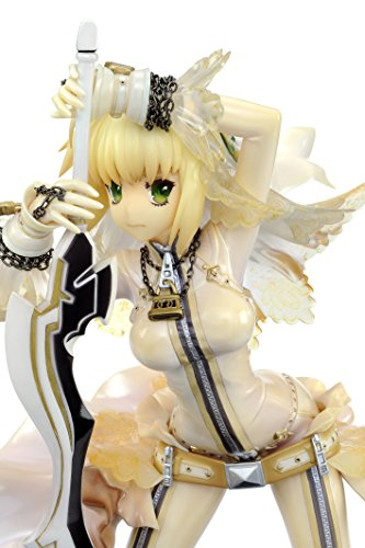 CCC fate/extra Saber 1 / 6 scale PVC pre-painted completed figure