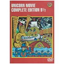 UNICORN MOVIE 9 1/2 [DVD]