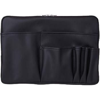 トライストラムス バッグインバッグ L 横 ブラック THM-MM08D