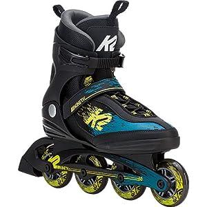 [ケーツー] KINETIC80 M キネティック 80 メンズ インラインスケート I180201901