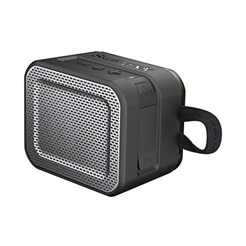 Skullcandy 鉄壁ボディー Bluetoothスピーカー IPX7防水機能 耐衝撃 ワイヤレス BARRICADE BLACK 【国内正規品】 A7PCW-J582