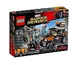レゴ (LEGO) スーパー・ヒーローズ クロスボーンズの強奪 76050