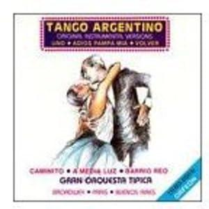 Gr. Orquesta Tipica Tango