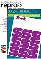 SpiritTM Classic Thermal by DGT