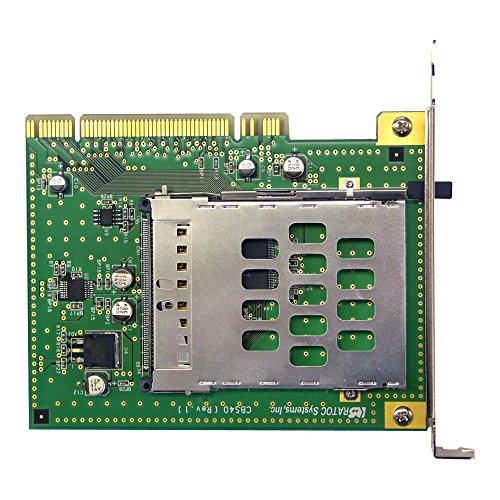 ラトックシステム PCIバス接続 1スロットCardBusPCカードアダプタ REX-CBS40