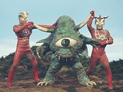 レオ兄弟対宇宙悪霊星人