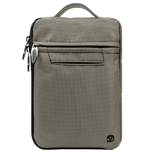 Hydei保護バッグスリーブCarrying Case for Acer Iconia a1–810/ a1–830/ a1–8117.9インチタブレット(グレー)