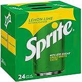 Sprite Lemonade Soft Drink Multipack Cans, 24 x 375 ml