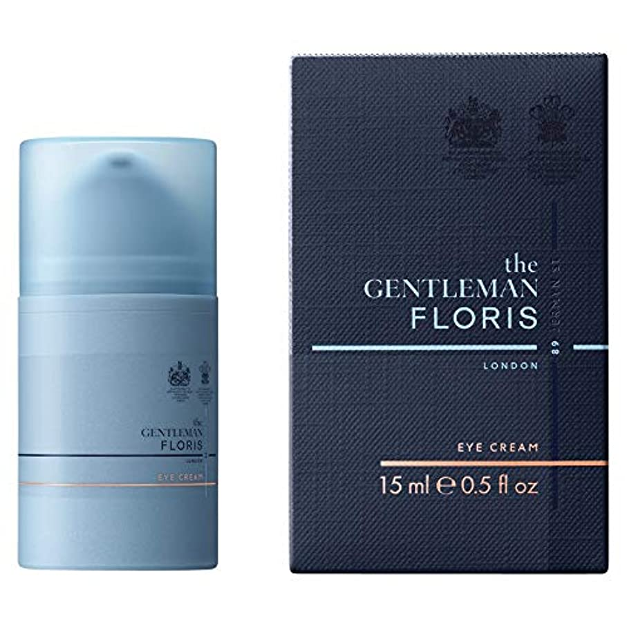 社交的想起資格[Floris] フロリスは紳士のアイクリーム15ミリリットルをNo.89 - Floris No.89 The Gentleman Eye Cream 15ml [並行輸入品]