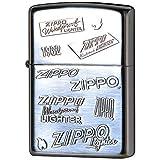 ZIPPO(ジッポー) ライター シルバー ロゴ 両面エッチング 2SI-ZLOGO