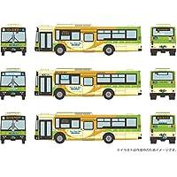 ザ?バスコレクション バスコレ 都営バス 富士重工業新7E 3台セット ジオラマ用品 (メーカー初回受注限定生産)