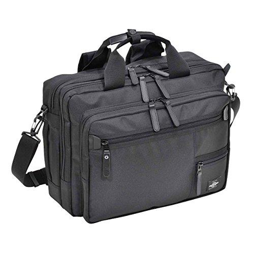 エンドー鞄 NEOPRO ZIP ネオプロ ジップ 3way ビジネス ブリーフケース ショルダーバッグ リュックサック ブラック 2-056