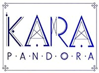 Kara 5th Mini Album - Pandora (CD+DVD+フォトカードセット) (台湾版)