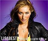 LISABEST-misson on earth 9307-(DVD付) 画像