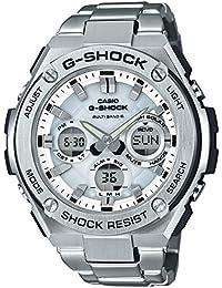 [カシオ]CASIO 腕時計 G-SHOCK G-STEEL 世界6局対応電波ソーラー GST-W110D-7AJF メンズ