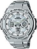 [カシオ] 腕時計 ジーショック G-STEEL 電波ソーラー GST-W110D-7AJF シルバー