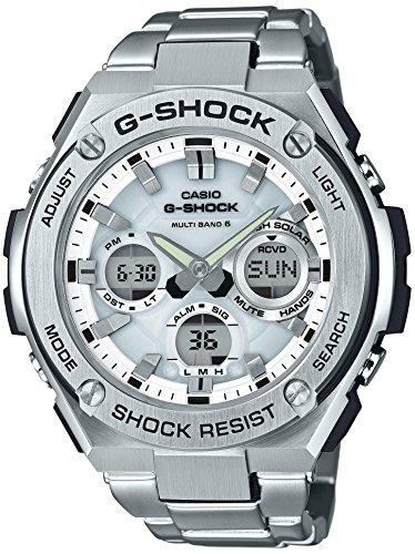 [カシオ]CASIO 腕時計 G-SHOCK G-STEEL ...