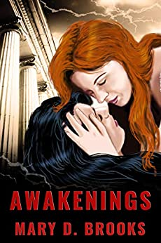 Awakenings (Intertwined Souls Series: Eva and Zoe Book 4) by [Brooks, Mary D.]