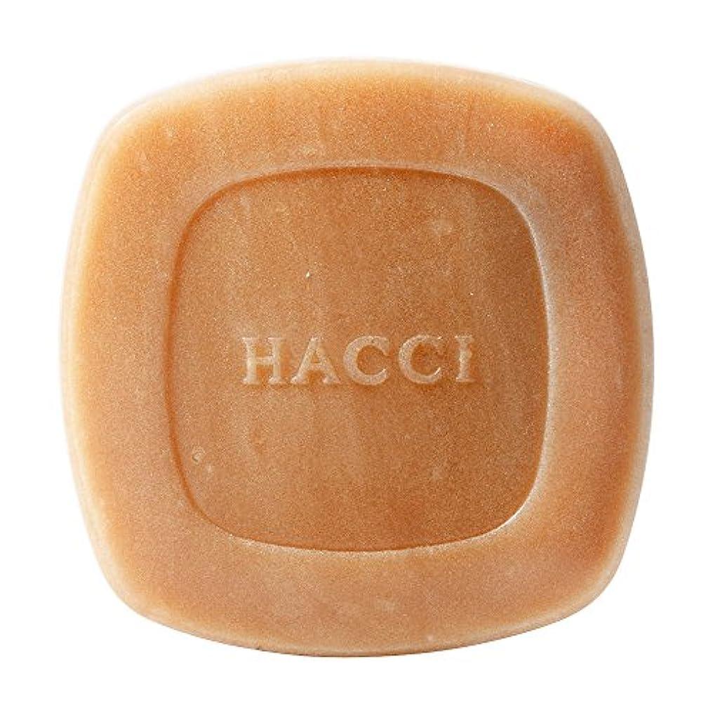 農学カルシウム衣服HACCI 1912(ハッチ1912) はちみつ洗顔石けん 80g