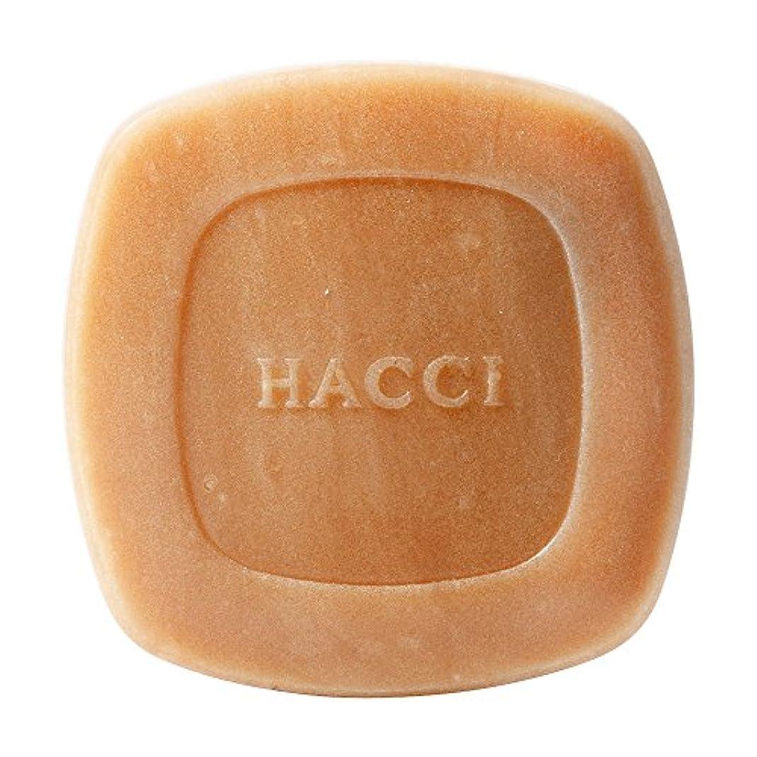 阻害する細分化する敗北HACCI 1912(ハッチ1912) はちみつ洗顔石けん 80g