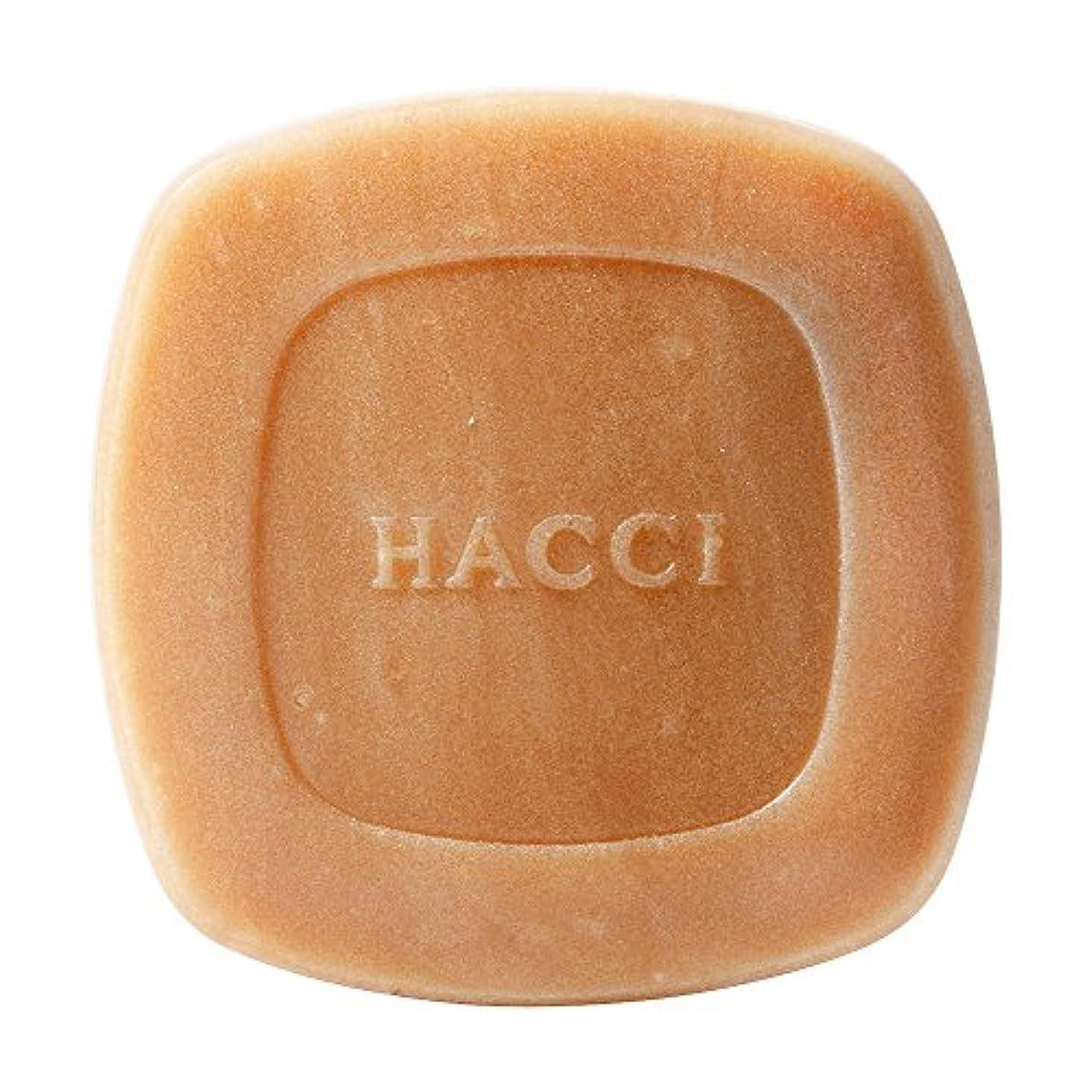 するだろう感じる切り離すHACCI 1912(ハッチ1912) はちみつ洗顔石けん 80g