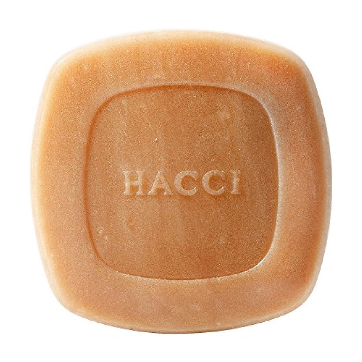 奨励します欠席環境に優しいHACCI 1912(ハッチ1912) はちみつ洗顔石けん 80g