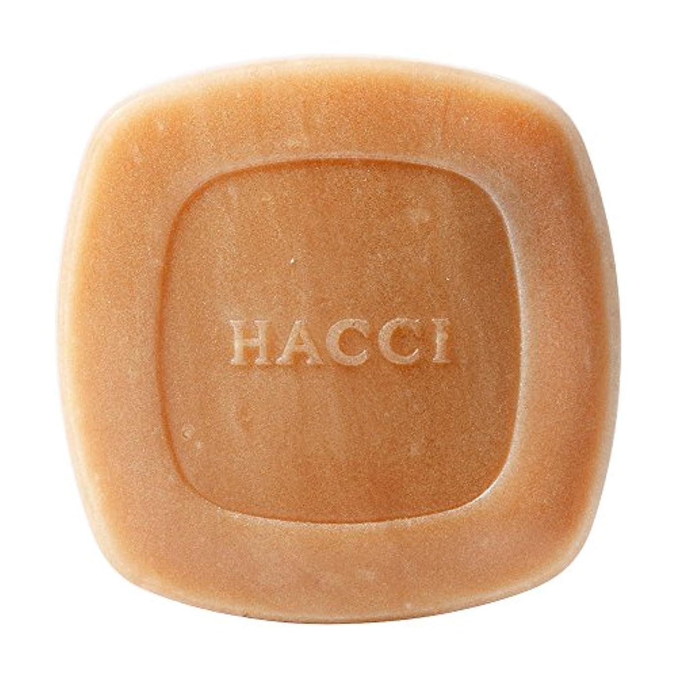 熟したマングルコースHACCI 1912(ハッチ1912) はちみつ洗顔石けん 80g