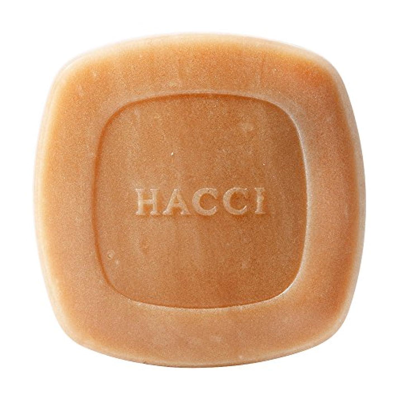 無意識びっくりする抑止するHACCI 1912(ハッチ1912) はちみつ洗顔石けん 80g