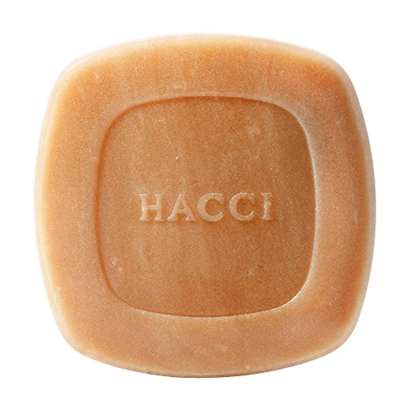 発見するピアノを弾く上にHACCI 1912(ハッチ1912) はちみつ洗顔石けん 80g