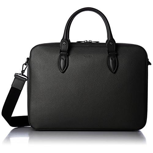 [ウルティマトーキョー] ビジネスバッグ レジーノ 38cm 着脱式ショルダーベルト付 78004 01 ブラック