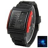 PUMA 時計 TOPCHANCES Heiqi d3009デジタル手首腕時計男性と女性の両方