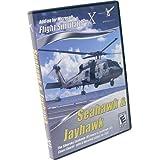 Microsoft Flight Simulator X: Seahawk & Jayhawk HELICOPTER SIM (輸入版)