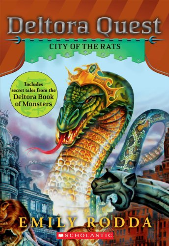 City of the Rats (Deltora Quest)の詳細を見る