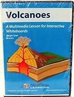 Single-User CD-ROM: Multimedia Lesson for Interactive Whiteboards Volcanoes (78680) [並行輸入品]