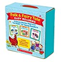Folk Fairy Tale Easy Readers: 15 Classic Stories That Are Just Right for Young Readers