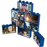 劇場版 名探偵コナン 紺青の拳(フィスト) アニメブロック BOX商品 1BOX=8個入り、全8種類