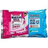 Magiclean Wiper Wet Sheet, 8ct