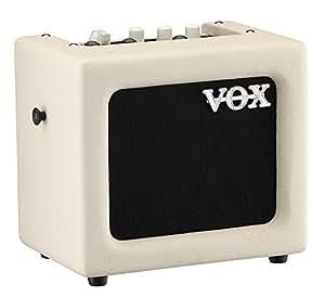VOX ヴォックス ポータブル・モデリング・ギターアンプ MINI3-G2-IV アイボリー