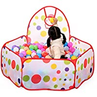 suzytoys 100個/ロット環境に優しいカラフルなプラスチックボール水プールOcean Waveボールおもちゃ5.5 CM応力エアボールアウトドアスポーツToys for Children 1