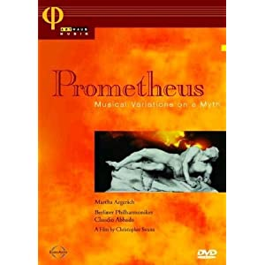 Promotheus: Musical Variations on a Myth [DVD] [Import]