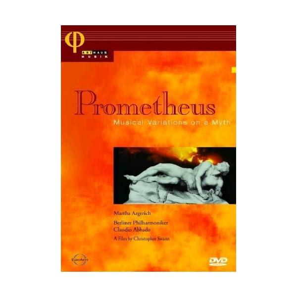 Promotheus: Musical Vari...の商品画像