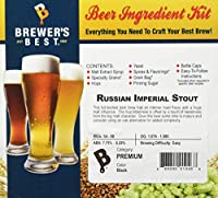 Russian Imperial Stout Homebrew Beer Ingredient Kit by Brewer's Best