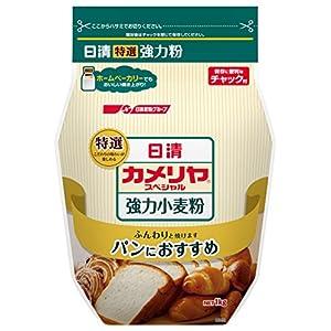 日清 カメリヤスペシャルチャック付 1kg