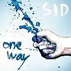 one way(初回生産限定盤B)(DVD付)(在庫あり。)