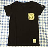 USAVICH AMUROCH 安室奈美恵 CHAPTER ポケット Tシャツ 黒 コラボ ウサビッチ アムロッチ チャプター