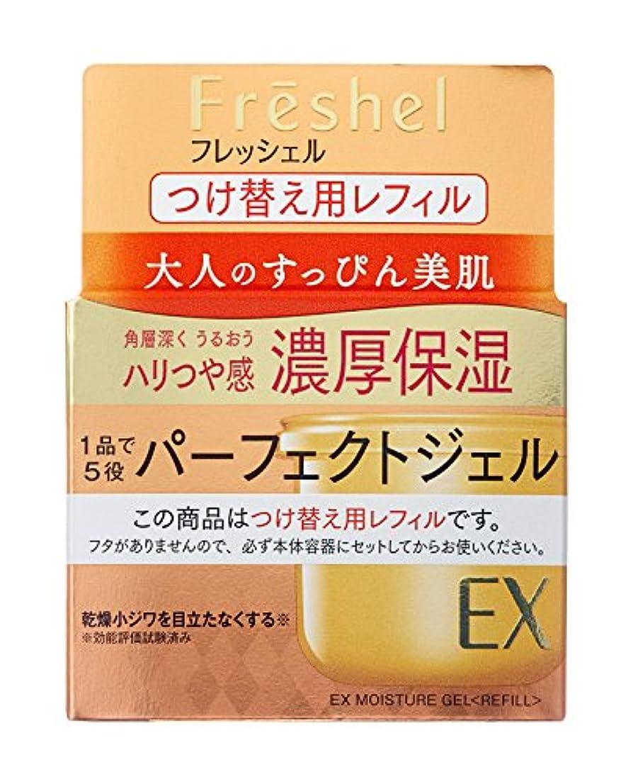 習字印象的なレディフレッシェル クリーム アクアモイスチャージェル EX 濃厚保湿 N<R> 80g