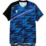 『ヴィクタス(VICTAS) 卓球 男女兼用 ゲームシャツ V-GS902 デジタルデザイン 公式試合着用可 031476』画像
