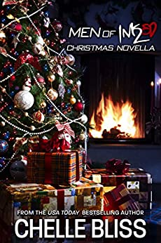 Men of Inked Christmas Novella by [Bliss, Chelle]