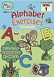 インタートランス アルファベット 練習帳 大文字 (Level 1) 【幼児 子ども 英語 教材】 Intertrans Alphabet Exercises - Best Reviews Guide
